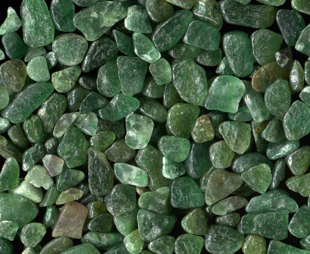 pierre aventurine verte