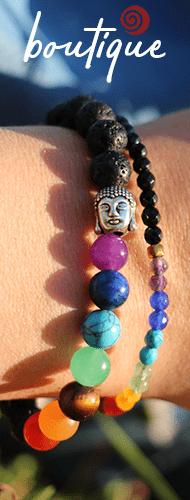 boutique bracelets 7 chakras